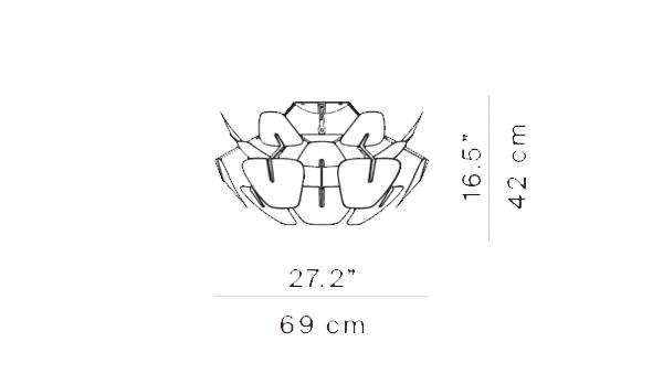 Hope diámetro 69 cm